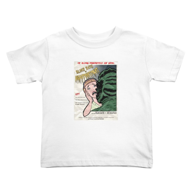 Oh, No He Didn't! Kids Toddler T-Shirt by Kid Radical