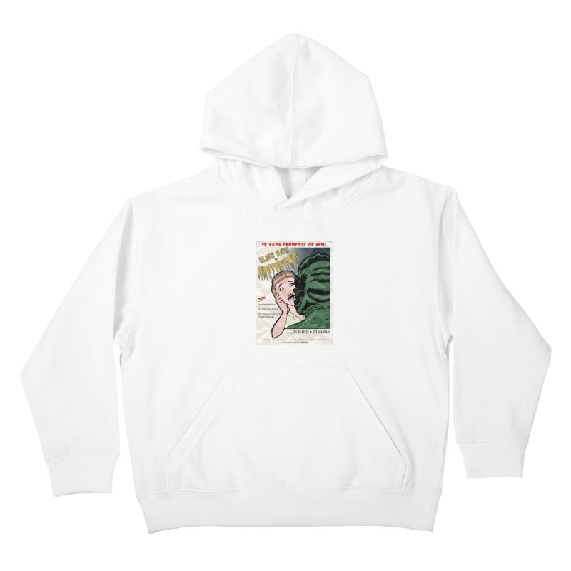 Oh, No He Didn't! Kids Pullover Hoody by Kid Radical