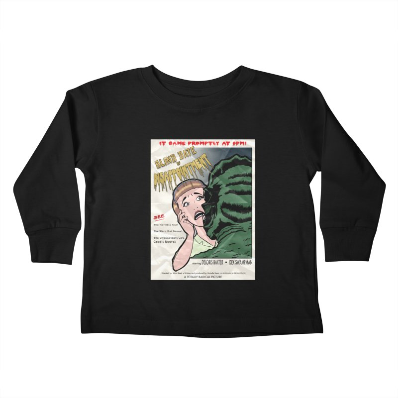 Oh, No He Didn't! Kids Toddler Longsleeve T-Shirt by Kid Radical