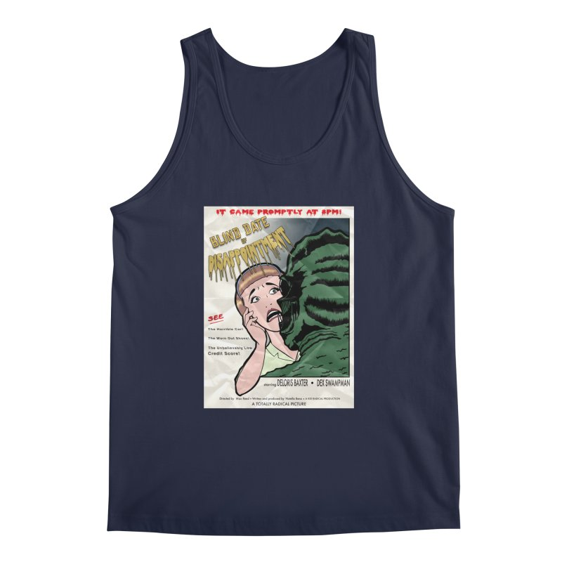 Oh, No He Didn't! Men's Tank by Kid Radical