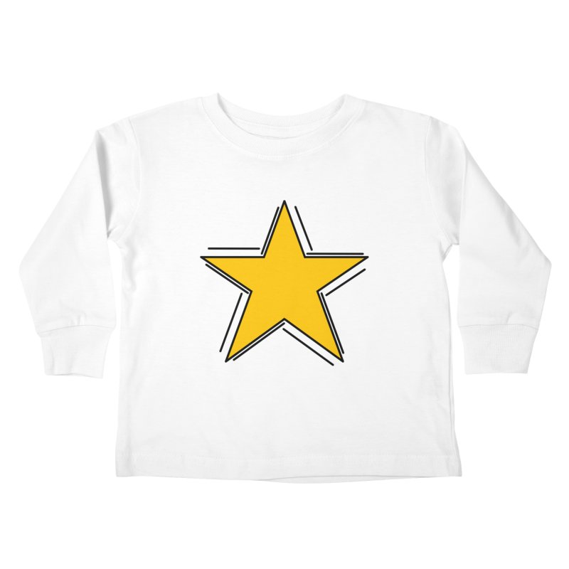 ...No Matter Who You Are Kids Toddler Longsleeve T-Shirt by Kid Radical