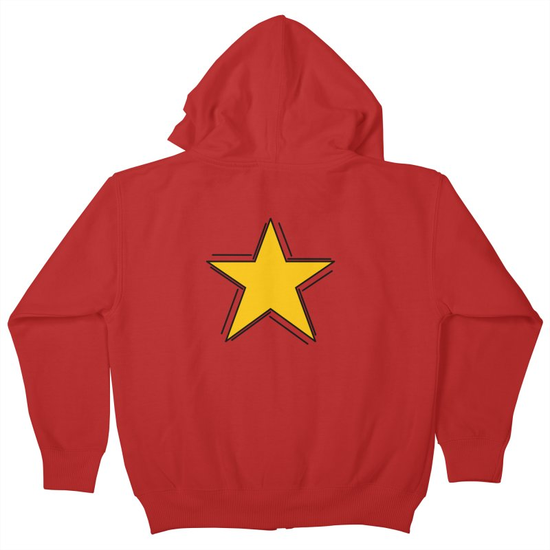...No Matter Who You Are Kids Zip-Up Hoody by Kid Radical