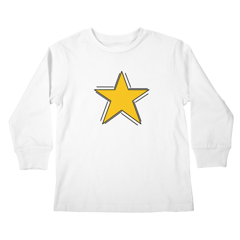 ...No Matter Who You Are Kids Longsleeve T-Shirt by Kid Radical