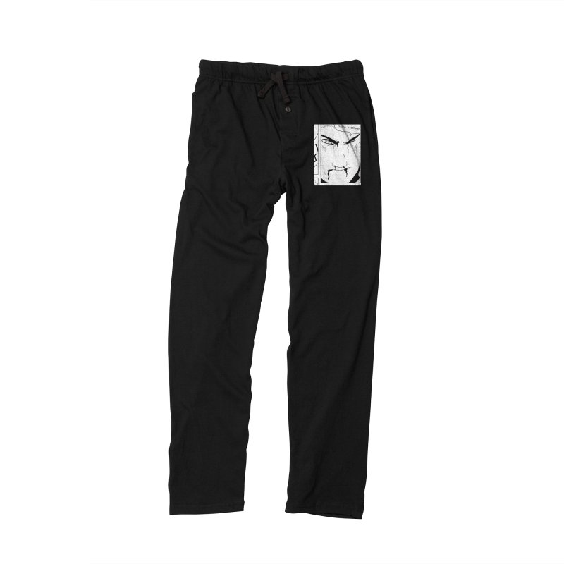 Not Over (Ink) Men's Lounge Pants by Kid Radical