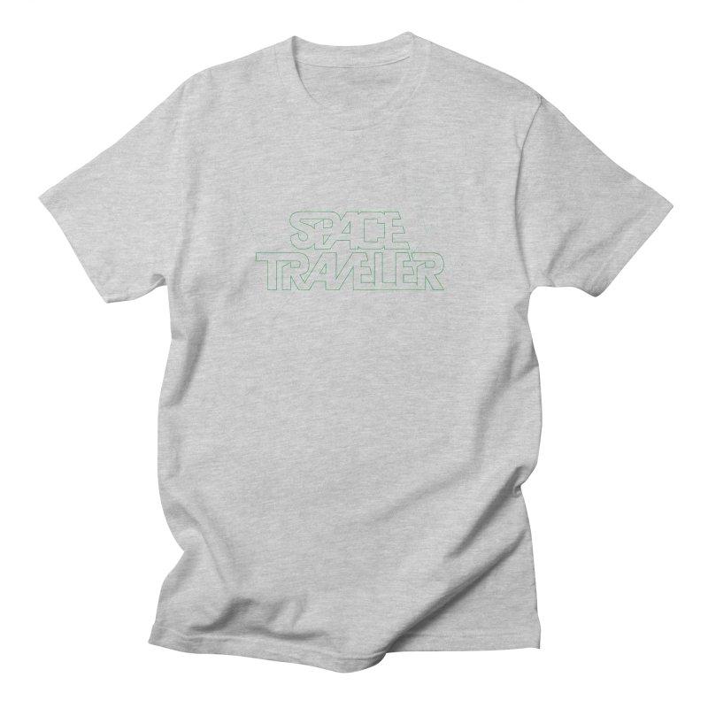 Space Traveler Women's Unisex T-Shirt by Kid Radical