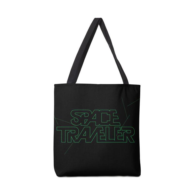 Space Traveler Accessories Bag by Kid Radical