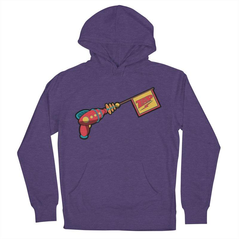 Ray Gun Women's Pullover Hoody by Kid Radical