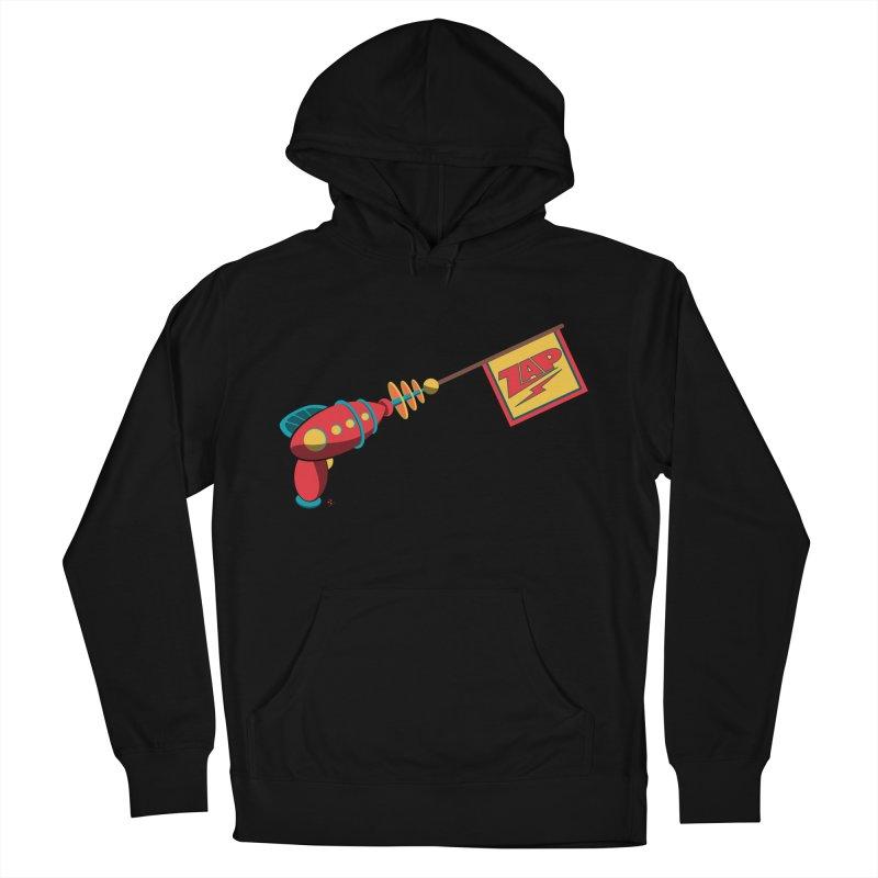 Ray Gun Men's Pullover Hoody by Kid Radical