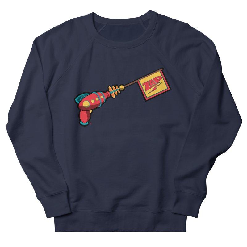 Ray Gun Men's Sweatshirt by Kid Radical