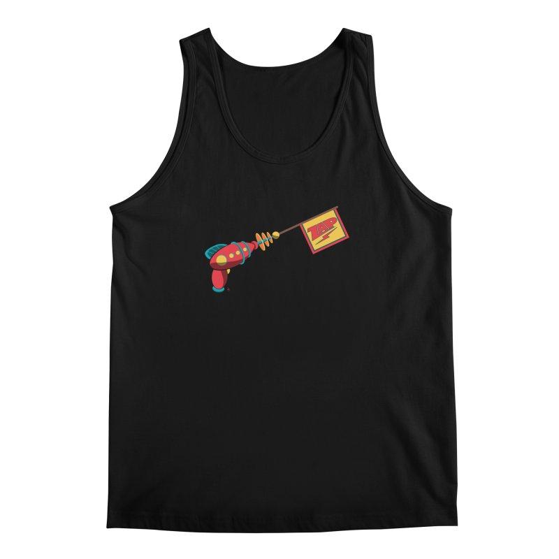 Ray Gun Men's Tank by Kid Radical