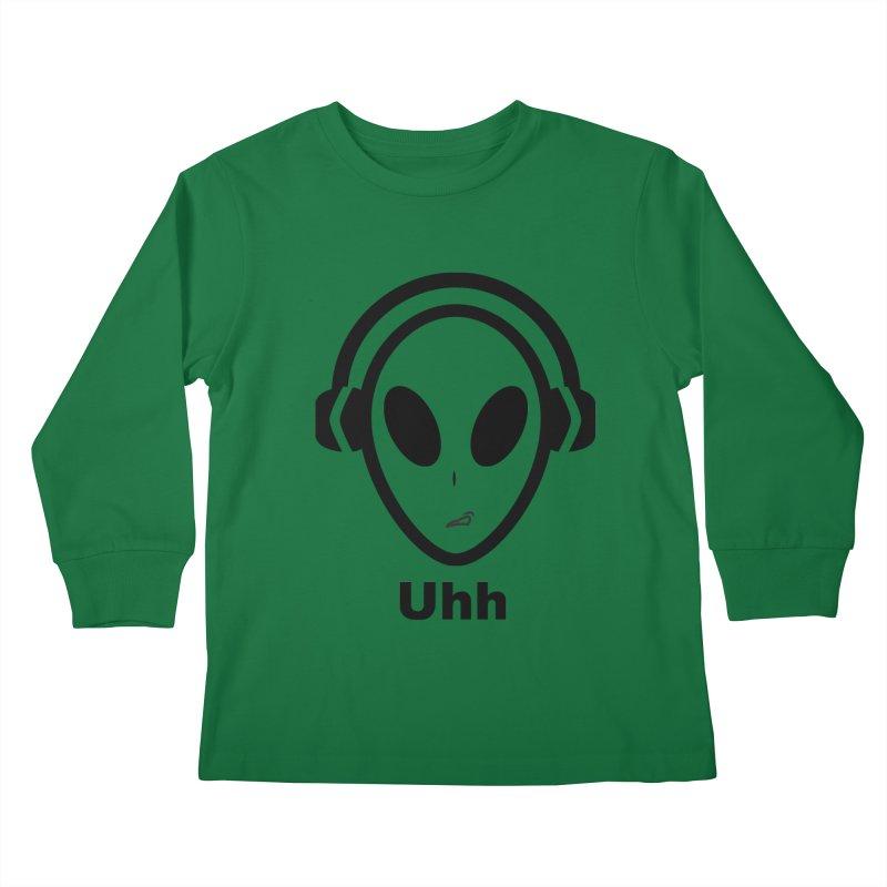 Base! Kids Longsleeve T-Shirt by Kid Radical