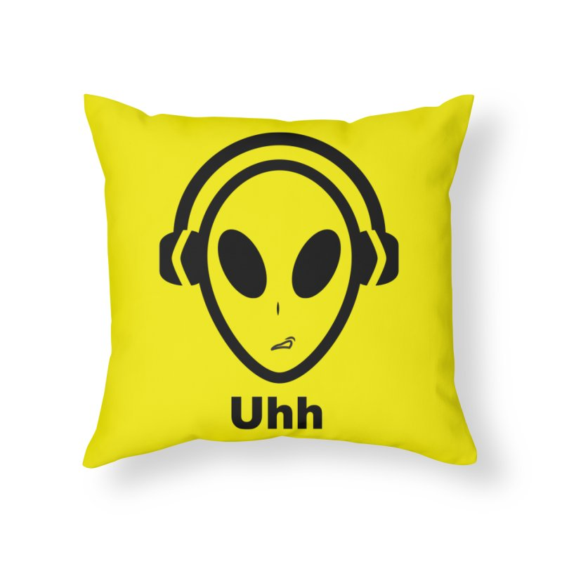 Base! Home Throw Pillow by Kid Radical