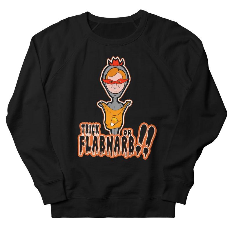 Trick or Flabnarb! (Cowboy) Women's Sweatshirt by Kid Radical