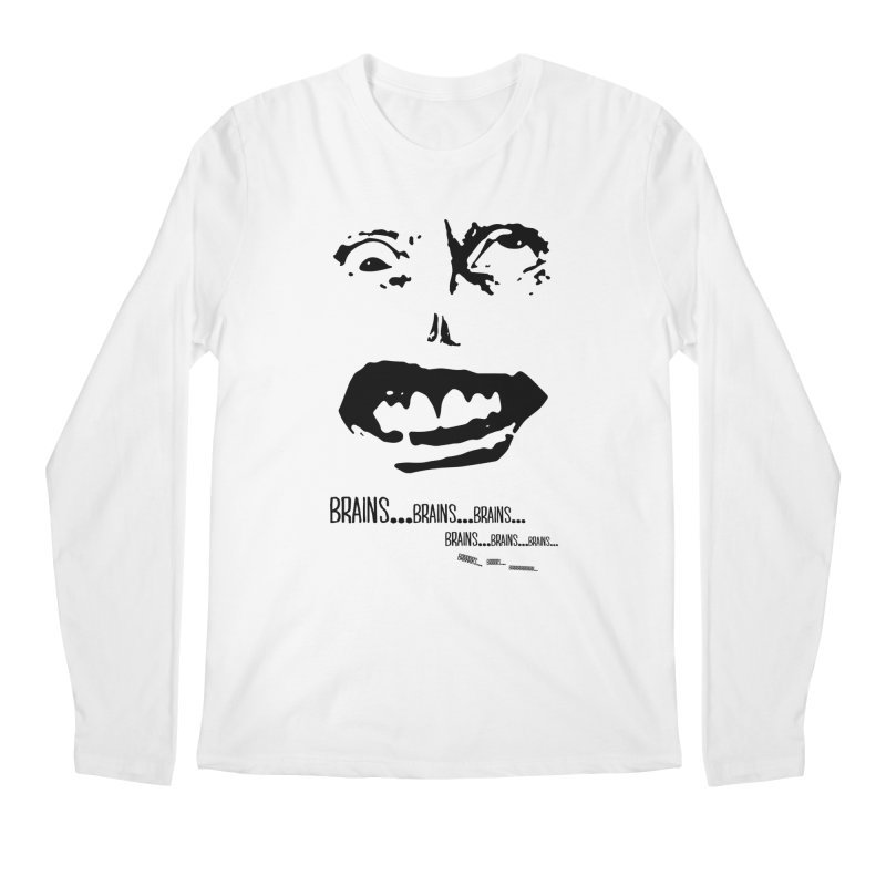 Can't Focus Men's Longsleeve T-Shirt by Kid Radical