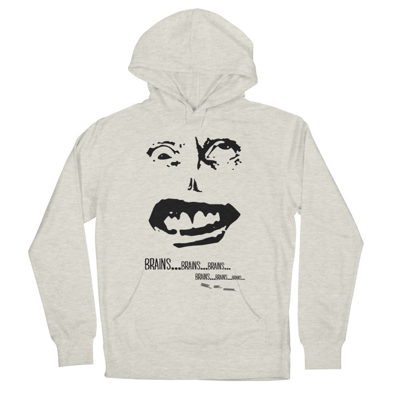 Can't Focus Men's Pullover Hoody by Kid Radical