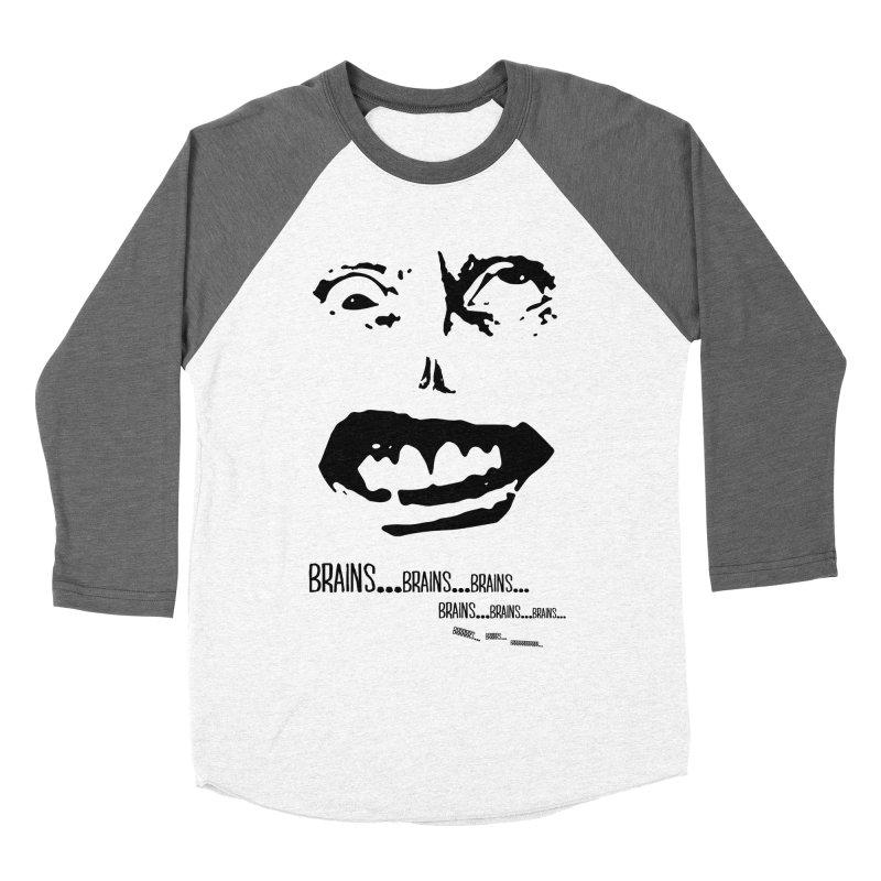 Can't Focus Men's Baseball Triblend T-Shirt by Kid Radical