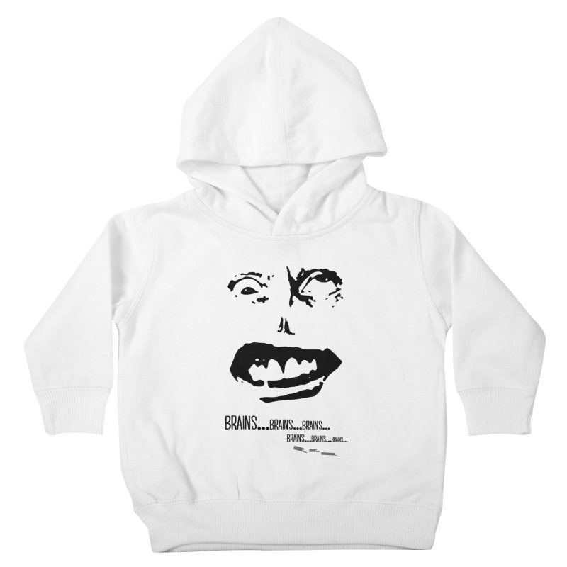 Can't Focus Kids Toddler Pullover Hoody by Kid Radical