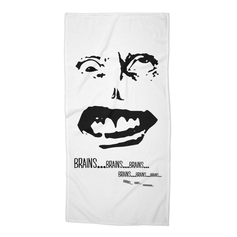 Can't Focus Accessories Beach Towel by Kid Radical