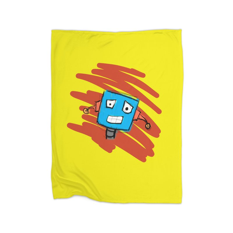 So Embarrassed Home Blanket by Kid Radical
