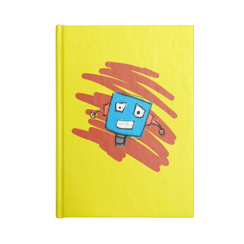 So Embarrassed in Blank Journal Notebook by Kid Radical