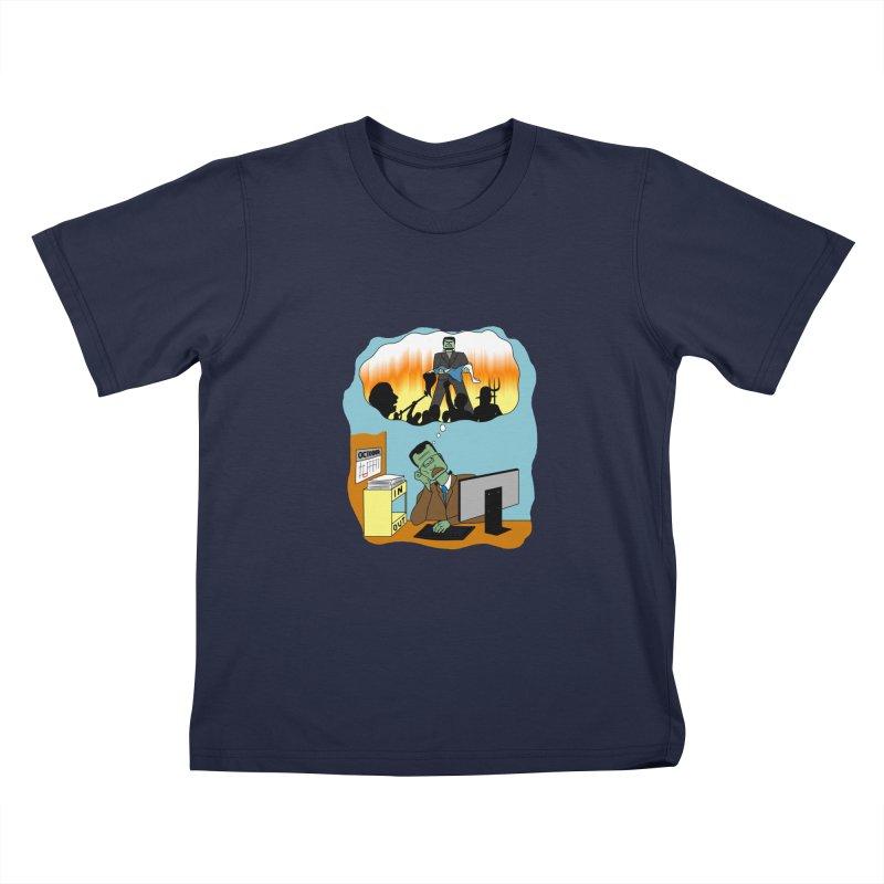 The Good 'Ol Days Kids Toddler T-Shirt by Kid Radical