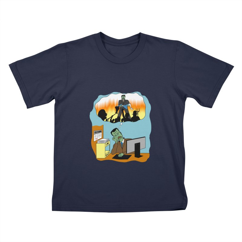 The Good 'Ol Days Kids Toddler T-Shirt by Kid Radical
