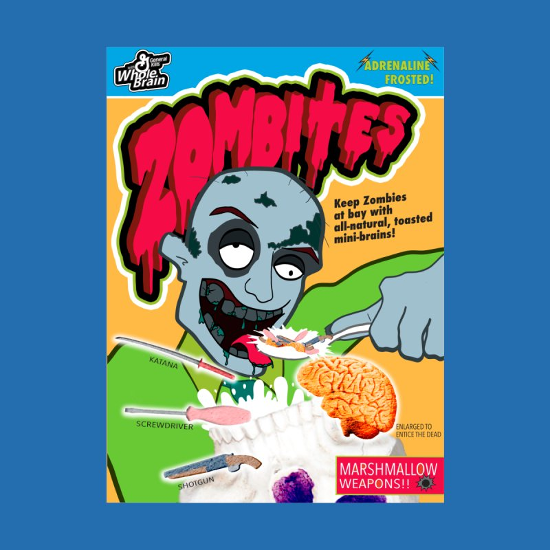 Zombites by Kid Radical