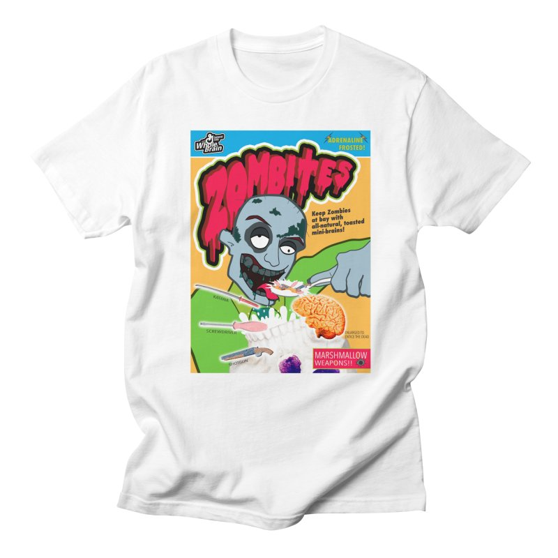 Zombites Women's Unisex T-Shirt by Kid Radical
