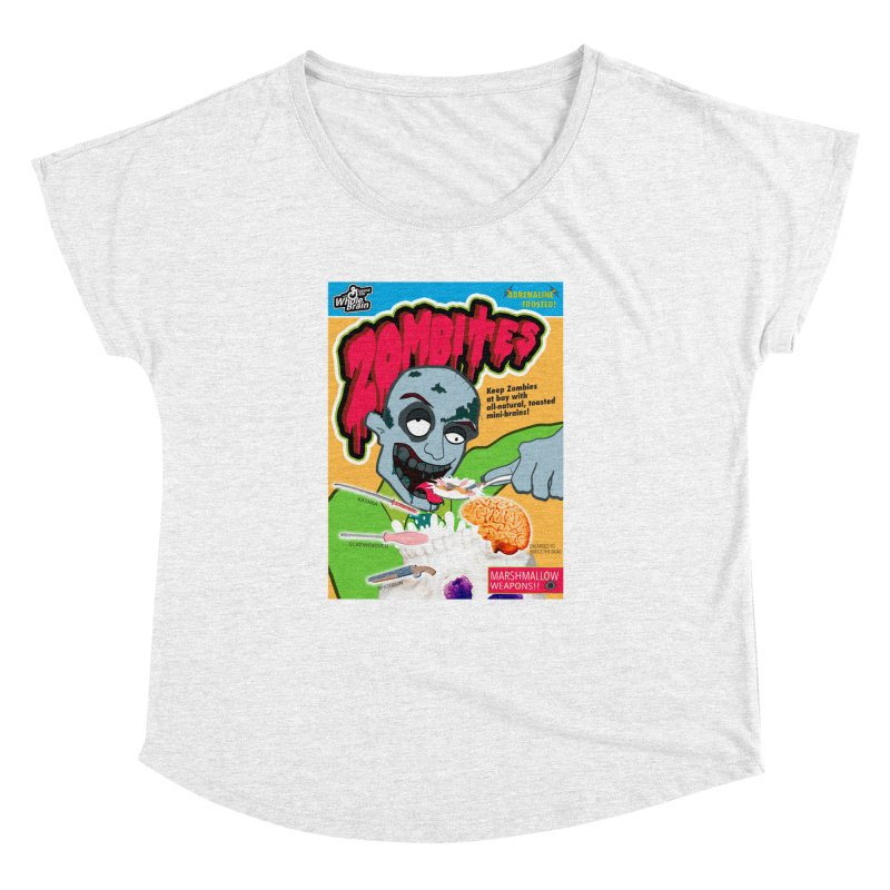 Zombites Women's Dolman by Kid Radical