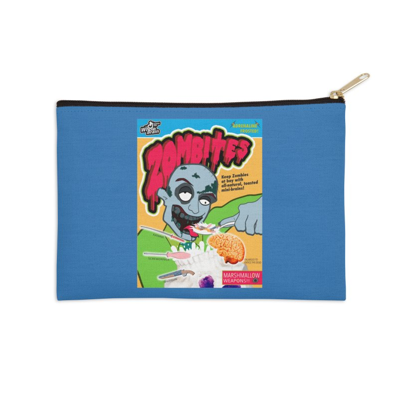 Zombites Accessories Zip Pouch by Kid Radical