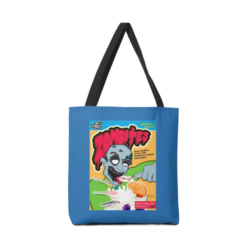 Zombites Accessories Bag by Kid Radical