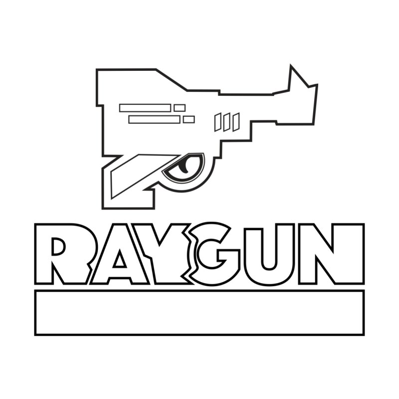 Raygun No. 2 Outline by Kid Radical