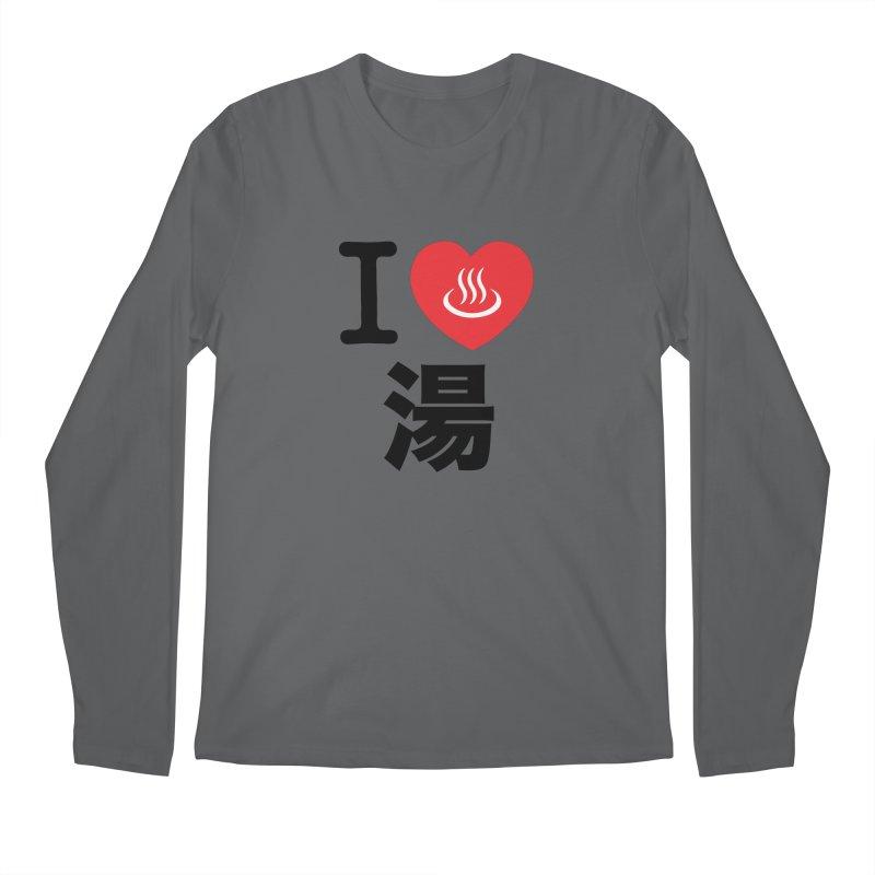 I Love Yu Men's Longsleeve T-Shirt by Kid Radical