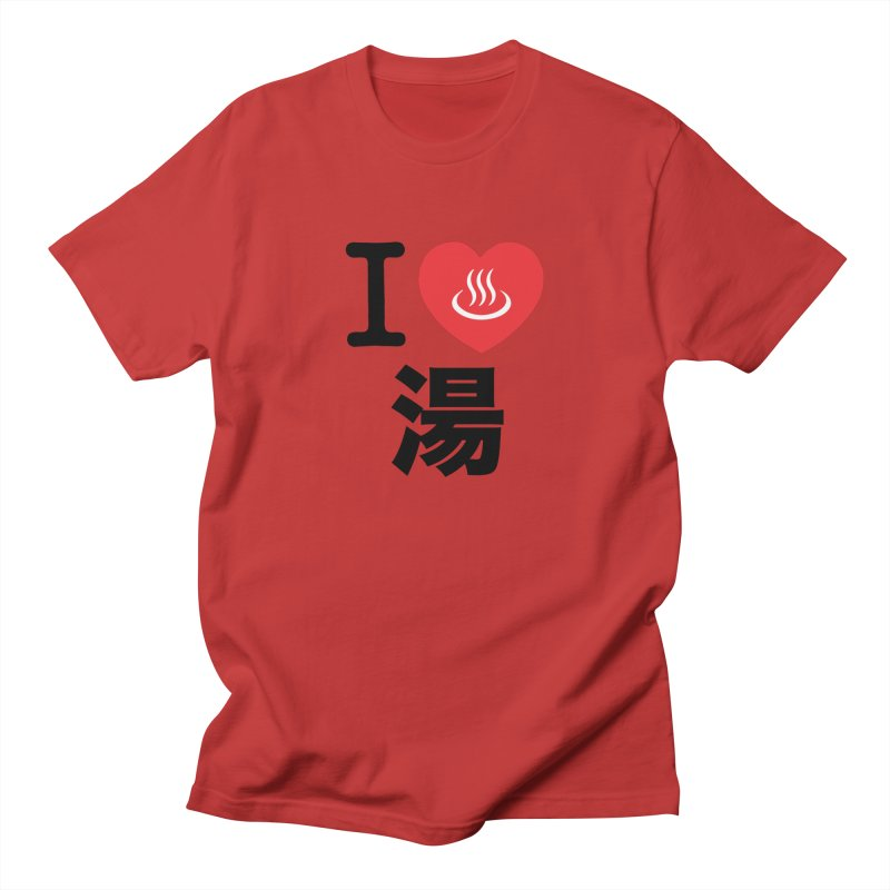 I Love Yu Women's Unisex T-Shirt by Kid Radical