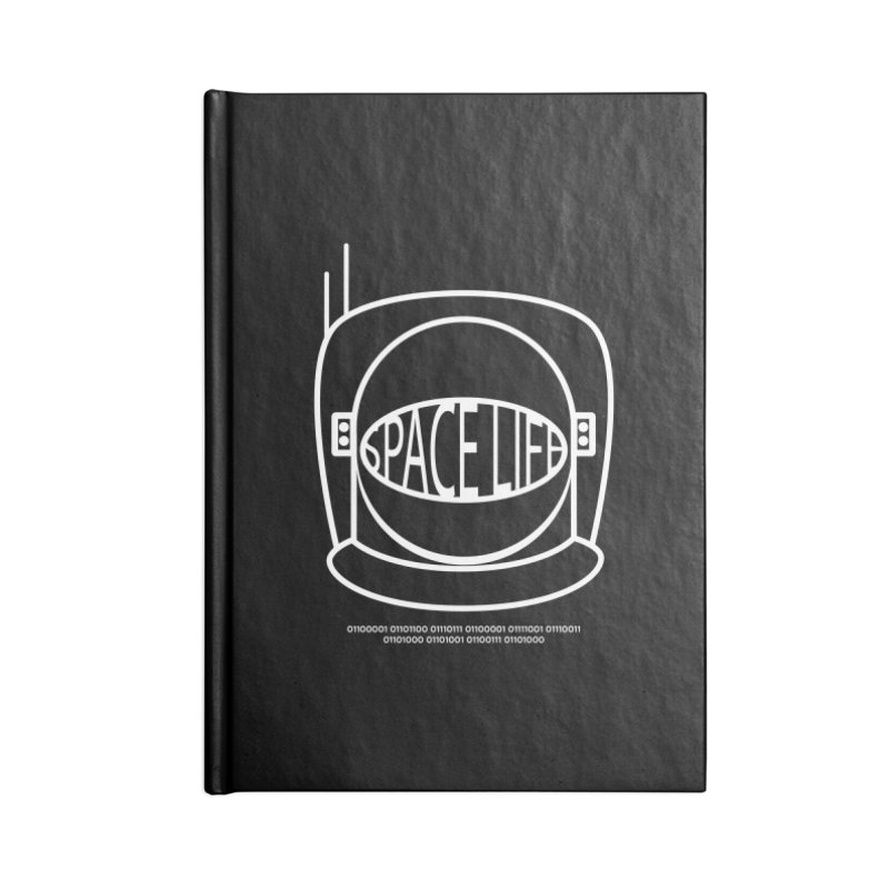 Space Life Accessories Notebook by Kid Radical