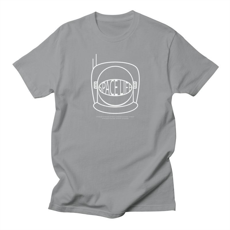 Space Life Women's Unisex T-Shirt by Kid Radical