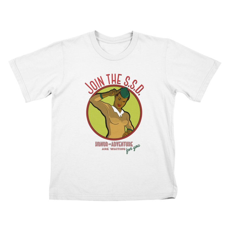 Reach for the Stars Kids T-shirt by Kid Radical