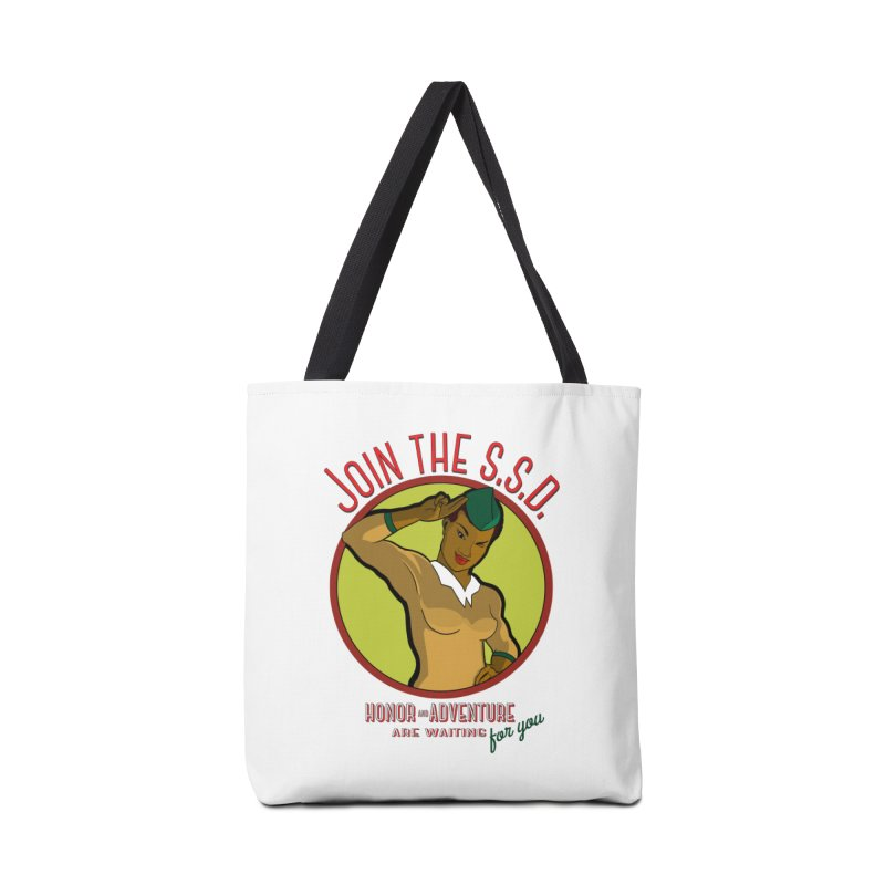 Reach for the Stars Accessories Bag by Kid Radical
