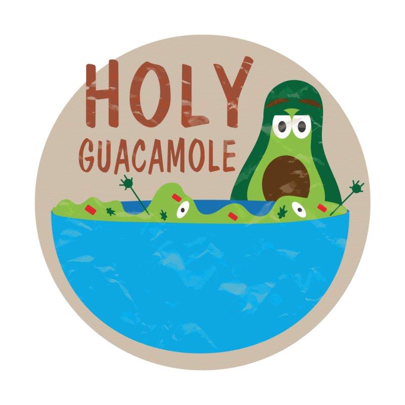 Holy Guacamole! Men's Zip-Up Hoody by Wavey Jane