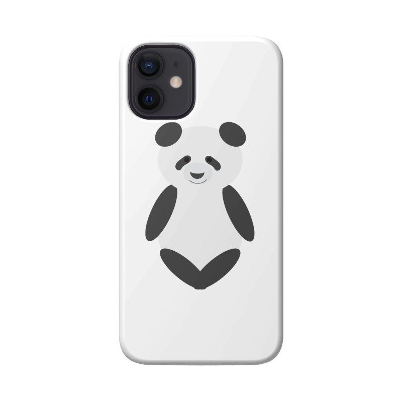 Penny the Panda Accessories Phone Case by Wavey Jane