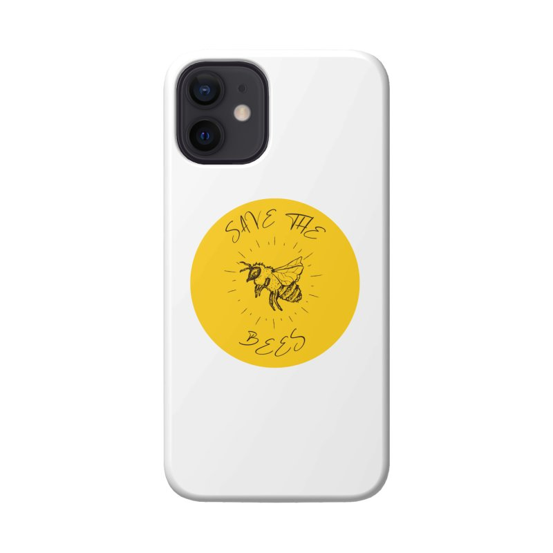 Save The Bees Accessories Phone Case by Wavey Jane