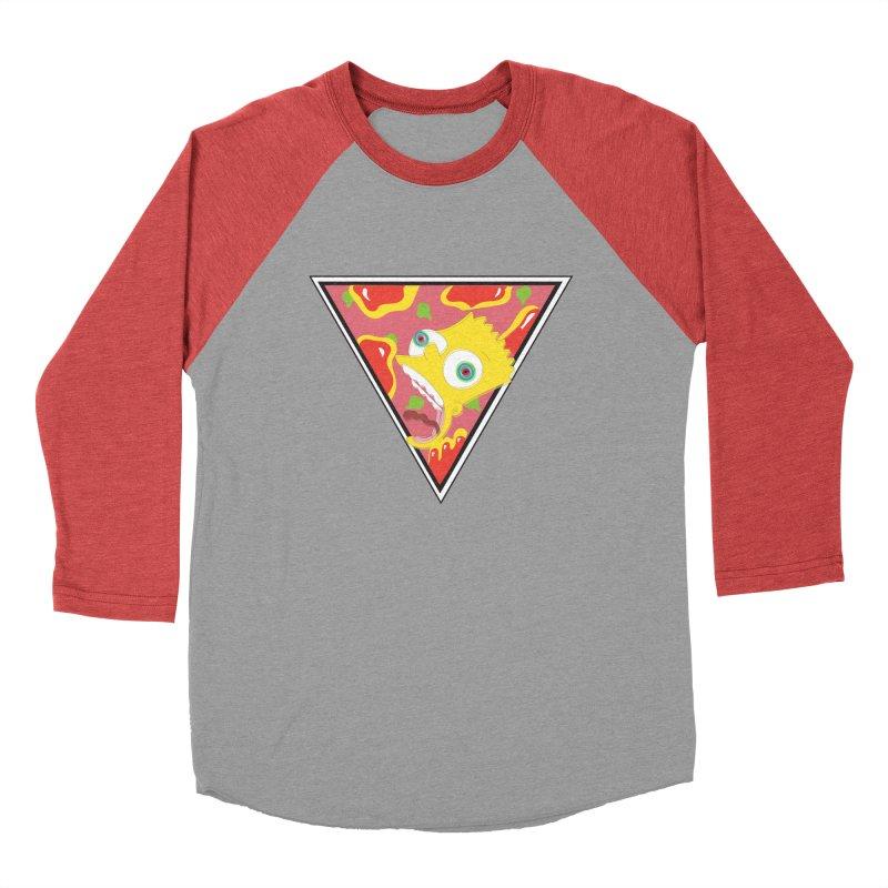 Bart On Acid Men's Longsleeve T-Shirt by Wavey Jane