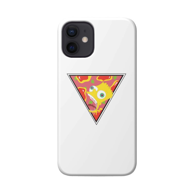 Bart On Acid Accessories Phone Case by Wavey Jane