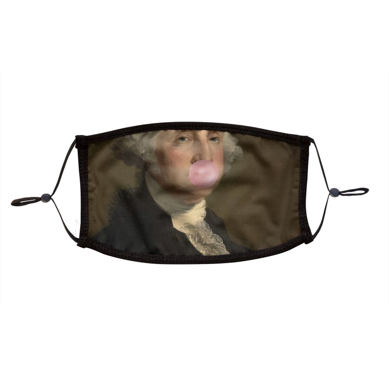 IDFC George Washington Accessories Face Mask by Wavey Jane