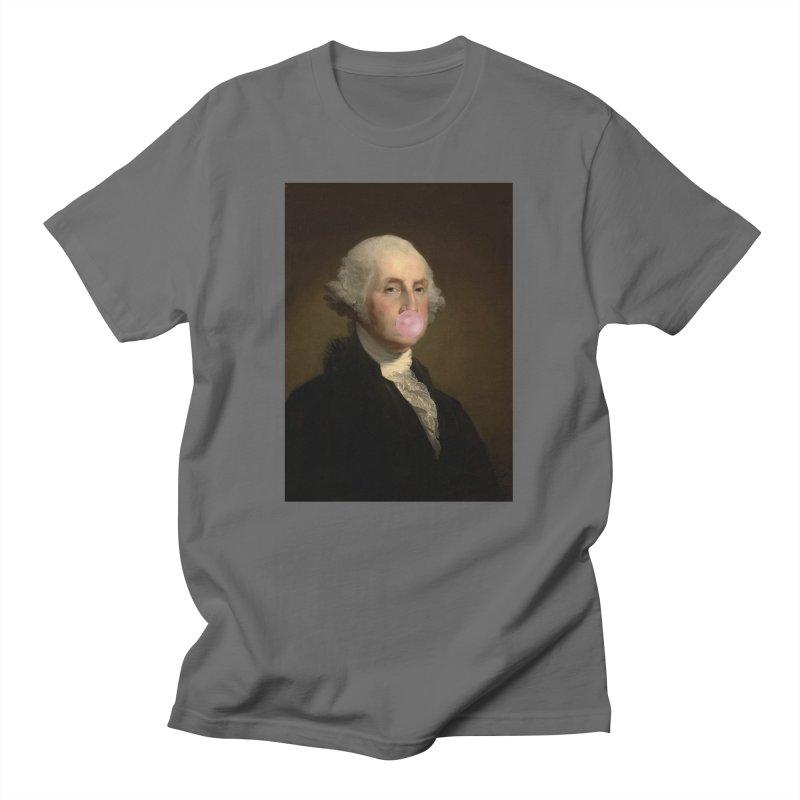 IDFC George Washington Men's T-Shirt by Wavey Jane