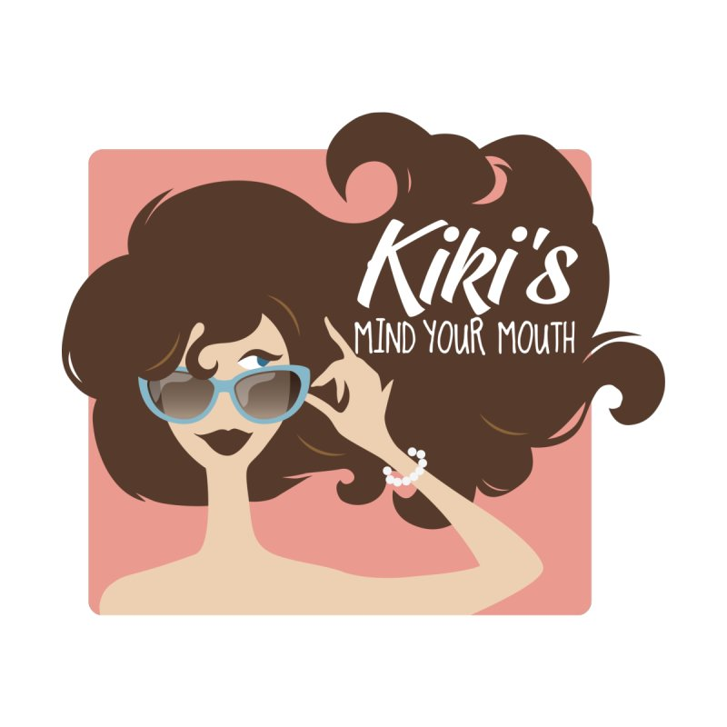 Kiki's Swag Accessories Zip Pouch by KikiSwag's Artist Shop