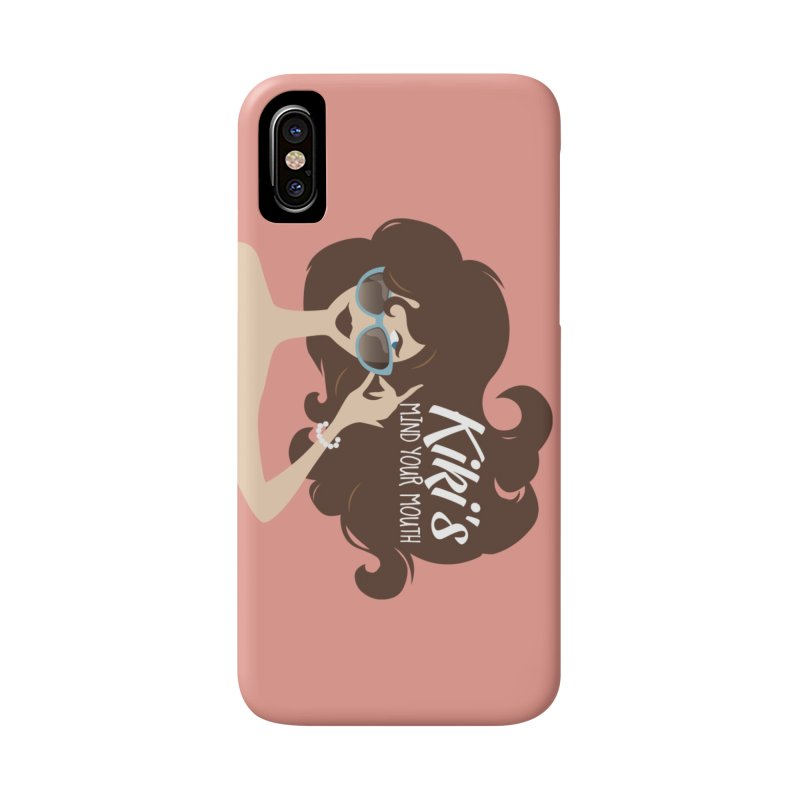 Kiki's Swag Accessories Phone Case by KikiSwag's Artist Shop