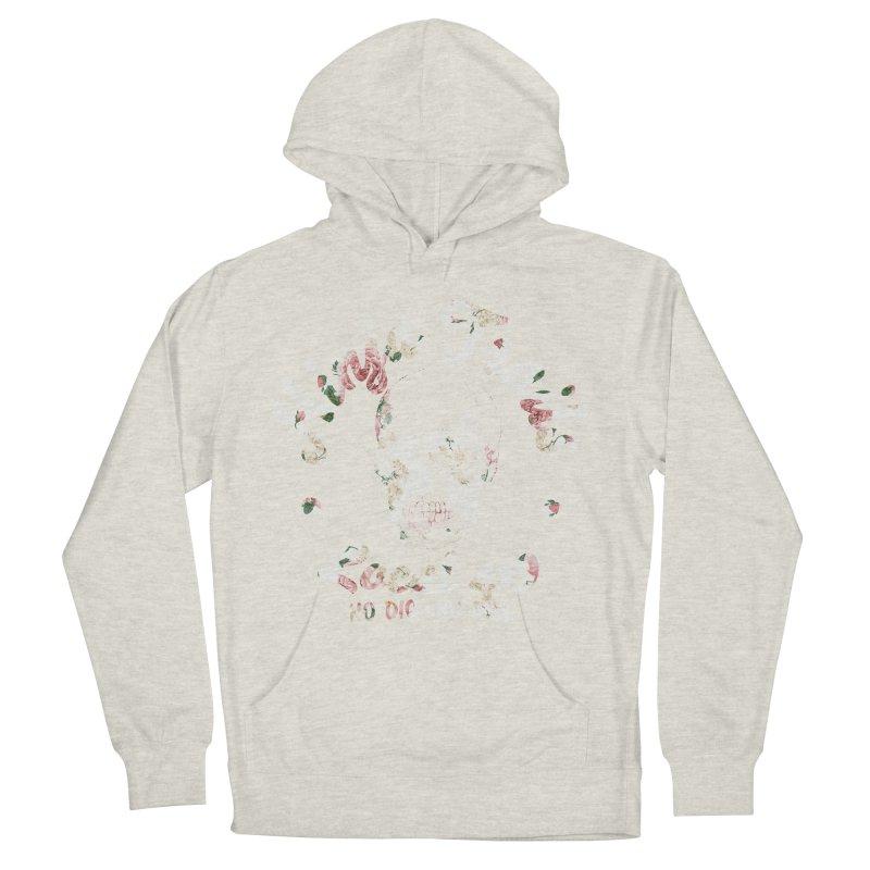 Ninja Trails (floral print) Women's Pullover Hoody by KingKyle's Artist Shop