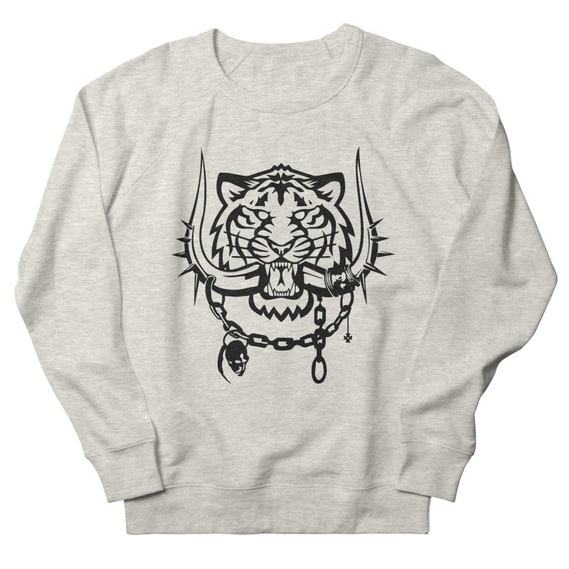 DETROIT MOTORHEADS Men's Sweatshirt by KingKyle's Artist Shop
