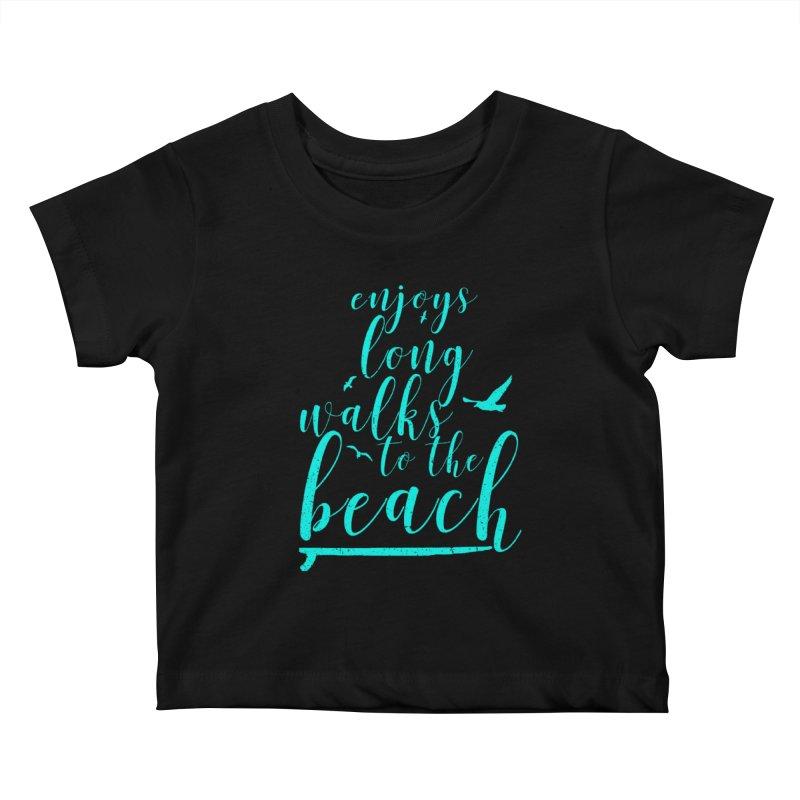Enjoy Kids Baby T-Shirt by Kingdomatheart's Artist Shop